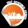 tint city logo